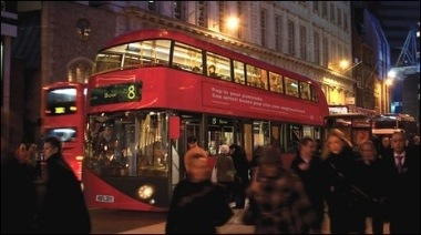 New London buses