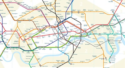 Another London Tubemap