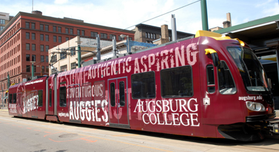 Augsburg LRT (transit vehicle wrapper)