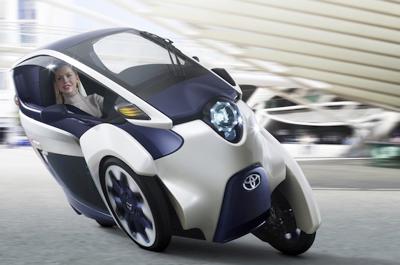 ToyotaiRoad