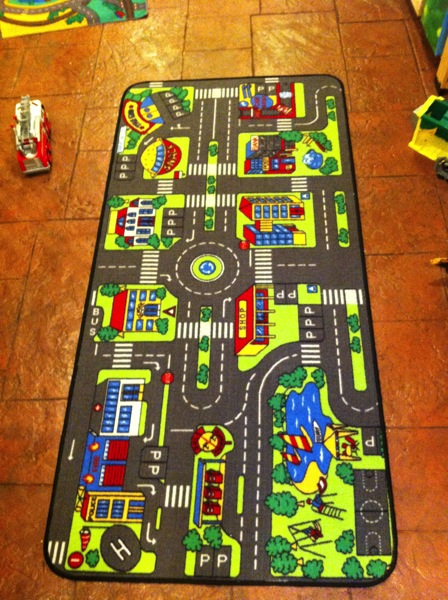 Rug 2: Children's Play Rug of Rugopolis