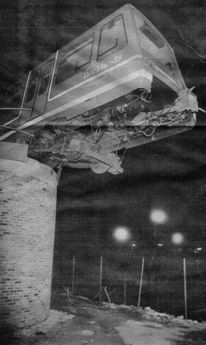 DLR-overhang