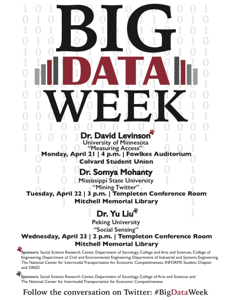 Big Data Week at Mississippi State University