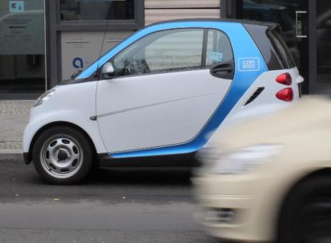 Car2Go via StarTribune article