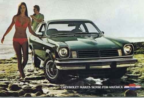 The Chevy Vega