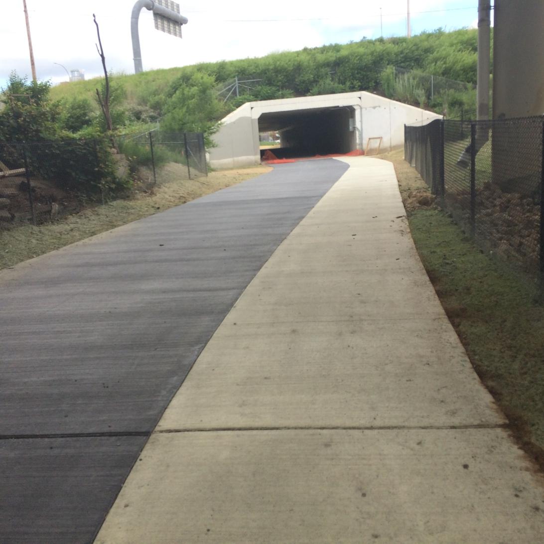 Bluff Creek Park at I-35W