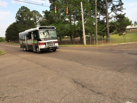 Buses are S.M.A.R.T. in Starkville Mississippi