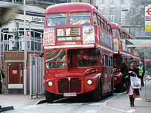 Routemaster Bus (from wikipedia)