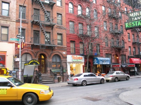 Greenwich Village, New York (wikipedia)