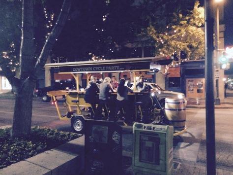 Fort Worth Pedal Pub
