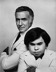 Ricardo Montalban and Herve Villechaize Fantasy Island (1977)