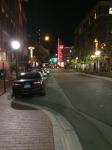 Neon lights on Main Street