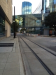 Streetcars and skyways are found in the Big D.