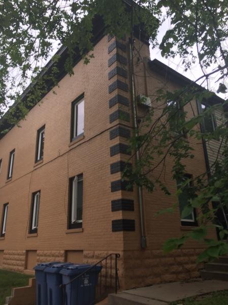 Apartment building near Powderhorn Park