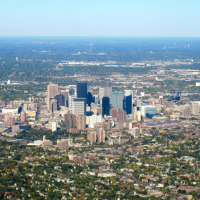 Minneapolis Aerial