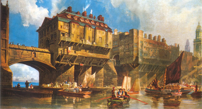 Historic London Bridge
