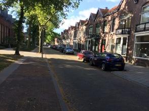Delft Woonerf