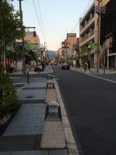 Nara shopping street