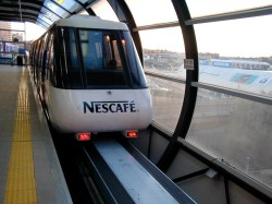 Sydney Monorail - 4