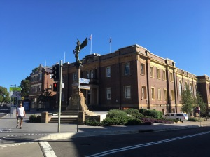 Marrickville Town Hall