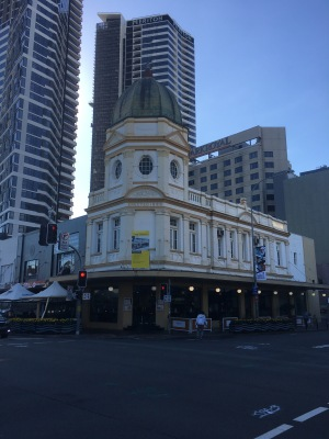 Church and Phillip Street, Parramatta