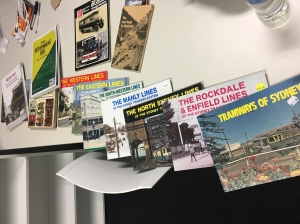 Books about Trams and Transit in Sydney