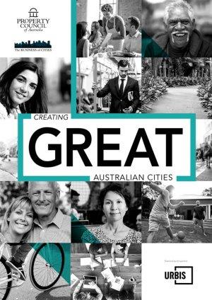 Creating Great Australian Cities