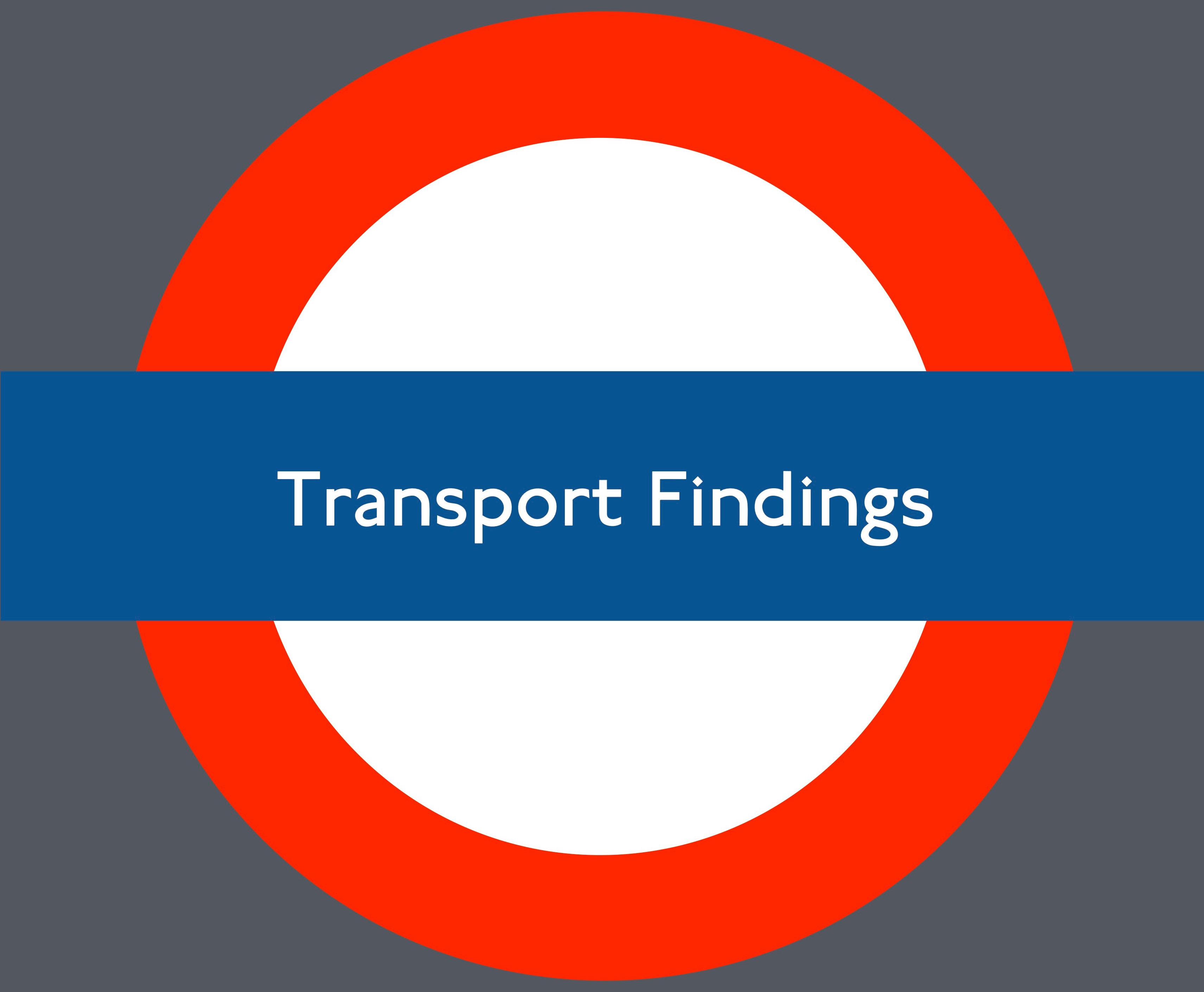 Transport Findings
