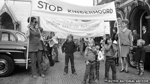 Stop the child murders. Dutch National Archive