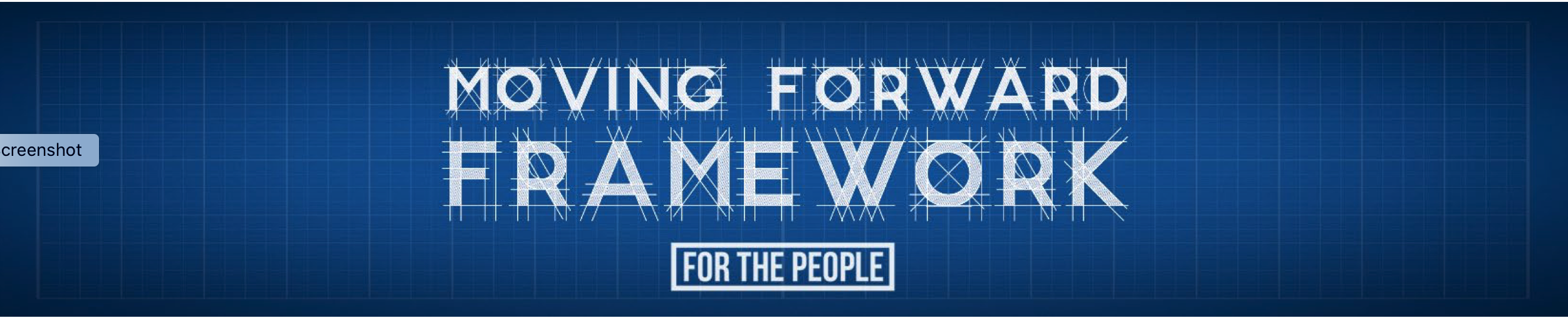 Moving Forward Framework: For the People